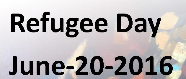 Refugee Day Poster - Copy